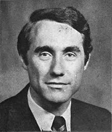 """He is Edward """"Ed"""" Mezvinsky, born January 17, 1937. Then you'll probably say, """"Who is Ed Mezvinsky?"""" Well, he is a former Democrat congressman who represented Iowa's 1st congressional district in t..."""