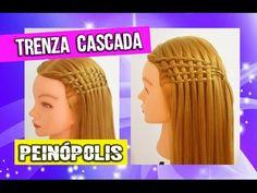 Peinados con Cintas  Trenzas para Niñas Faciles y Rapidas ♡♡SUSCRÍBETE / DESPLIÉGAME♡♡ REDES SOCIALES: Facebook: http://www.facebook.com/peinopolis Twitter:...