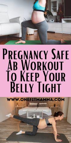 Prenatal Workout, Mommy Workout, Prenatal Yoga, Third Trimester Workout, 2nd Trimester, Pregnancy Abs, Vegan Pregnancy, Pregnancy Health, Pregnancy Fitness