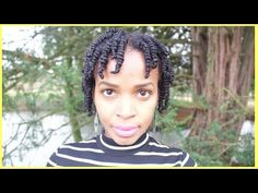 TWO STRAND TWIST (PREOTECTIVESTYLE) I NATURAL HAIR - YouTube