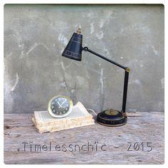 Table Lamp  Desk Lamp  Gooseneck Lamp  Gooseneck by TimelessNchic