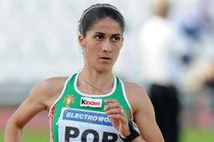 Sara Moreira agarra bronze nos Europeus