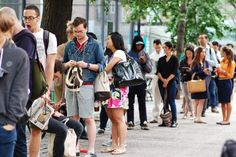 Gift Economy App Lets People Sell Their Spots In Line