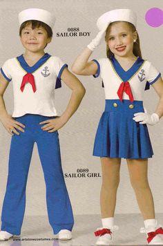 sailor tap dance costume - Google Search
