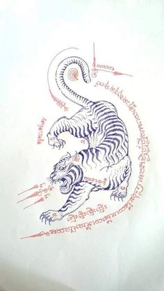 Resultado de imagen para tiger mandala tattoo