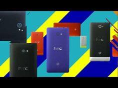 Están bien PRE-CIO-SOOOOOS los nuevos teléfonos de HTC con WP8. <3