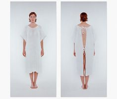 """""""Domesticated Bodies"""" is a series of speculative and reimagined biomedical artifacts including sculptures, drawings, hand-knit textiles, photography, and video. Fashion Tv, Hospital Gown Pattern, Medical Uniforms, Hospital Uniforms, Textile Sculpture, Medical Scrubs, Hand Knitting, White Dress, Ballet Skirt"""