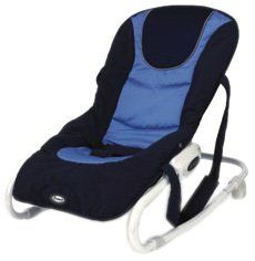 Zooper Rocker Navy  - Click image twice for more info - See a larger slection of  Baby bouncer   at  http://zbabybaby.com/category/baby-categories/baby-activity-gear/baby-bouncer/ - gift ideas, baby , baby shower gift ideas, infant .  « zBabyBaby.com