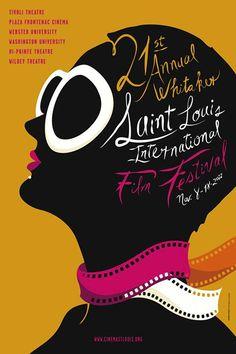 Saint Louis Film Festival 2012 poster