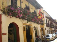 Cartagena De Indias - Colombia - architettura coloniale