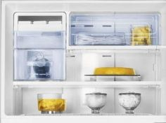 Geladeira/Refrigerador Electrolux Frost Free - Duplex Inox 553L Frosty Cups Infinity DF80X