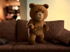 (National Sweetest Day - Saturday, Happy Sweetest Day from TED! Animiertes Gif, Animated Gif, Funny Picture Jokes, Funny Pictures, Looney Tunes, Happy Sweetest Day, Teddy Bear Quotes, Ted Bear, Hilarious Animals