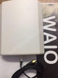 WAİO-ANT2409A 2.4GHz 9dBi Yönlü Anten