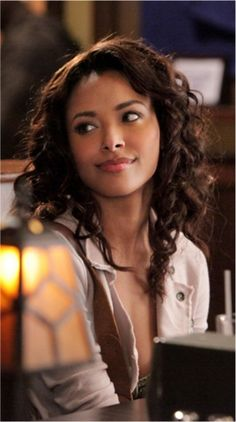 Bonnie Bennett. Love vampire diaries.Please check out my website thanks. www.photopix.co.nz