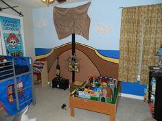 Jake And The Neverland Pirate Bedroom Ju Ju Pirate