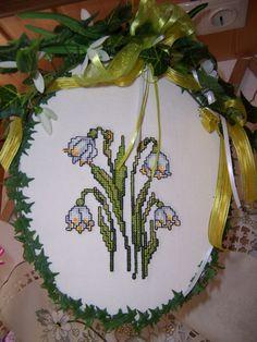 Wandbild-X-stich-Frühlingsblumen-Anna 2006