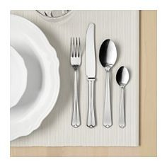 IKEA - SVIT, 24-piece cutlery set