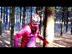 "Spiderman vs Carnage Nerf Battle in Real Life! Superhero Fights Movie! Spiderman vs Carnage Nerf Battle in Real Life! Superhero Fights Movie! Spider-Man is a fictional superhero appearing in American comic books published by Marvel Comics existing in its shared universe. Spider-Man's creators gave him super strength and agility the ability to cling to most surfaces shoot spider-webs using wrist-mounted devices of his own invention which he calls ""web-shooters"" and react to danger quickly…"