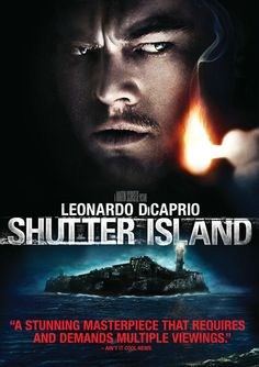 DVD: When U.S. Marshall Teddy Daniels arrives at the asylum for the criminally insane on Shutter Island, what starts as a routine investigation quickly takes a sinister turn. As the investigation unfolds and Daniels uncovers more shocking and terrifying truths about the island, he also learns there are some places that never let you go.