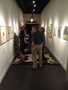 Millennial exhibition