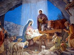 nativity scenes pictures | Desktop Wallpaper | Defenders of the Catholic Faith | Hosted by ...