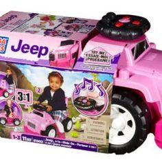 Mega-Bloks-Jeep-Ride-On-Pink-0