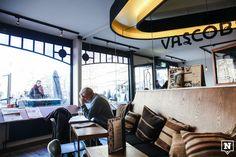 Vascobelo V-bar in #Antwerpen www.newplacestobe.com