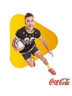 Emerson Murad - Beauty Artist: Coca'Cola