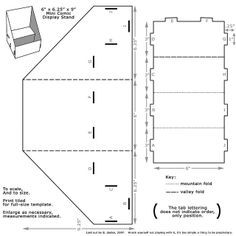Stand Template | Flickr - Photo Sharing!