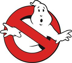 Ghostbusters Logo FREE SVG Cutting file.