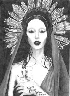 Lady Gaga - Bloody Mary by FonzieMonster.deviantart.com on @deviantART