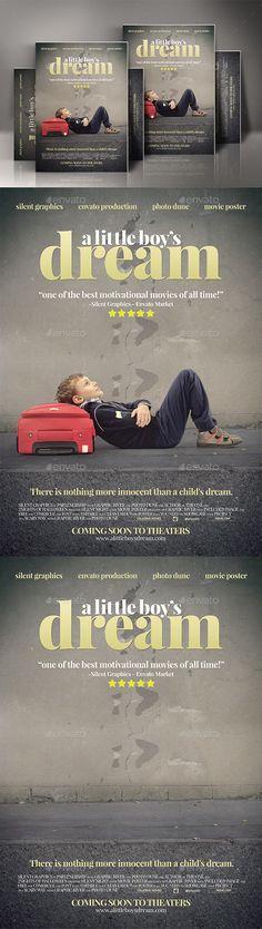 Adventure Movie Poster Template #motivational #promotion Download : https://graphicriver.net/item/adventure-movie-poster-template/9222276?ref=pxcr