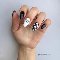 top trendy summer nails art designs ideas to look charming 27 ~ Edgy Nails, Grunge Nails, Stylish Nails, Swag Nails, Cute Nails, Pretty Nails, Summer Acrylic Nails, Best Acrylic Nails, Pastel Nails