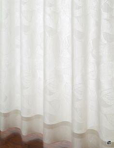 【楽天市場】【OUL0404】【100サイズ】Sサイズ 北欧調リーフ柄の遮像遮熱レースカーテン【遮像 節電効果 北欧 ウェーブロン 涼しや リビング モダン ナチュラル 省エネ エコ 遮熱 日焼け防止】:王様のカーテン