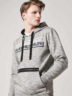 Alternative hoodie, HOUSE, QI217-90M