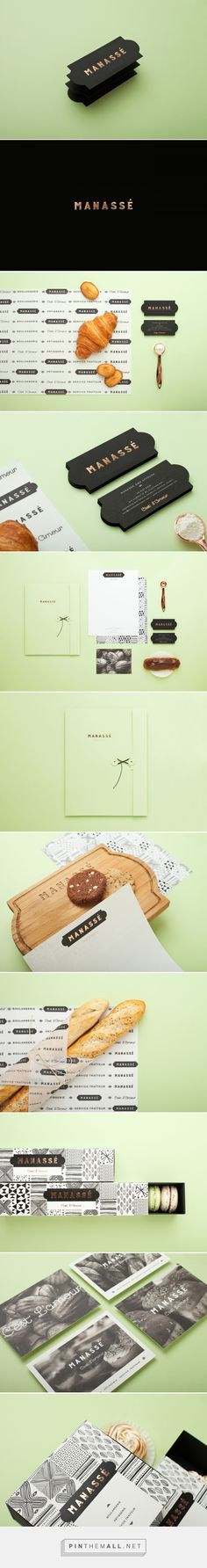 Manassé on Behance... - a grouped images picture - Pin Them All