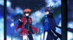 Judai and Yusei