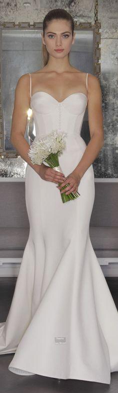 Romona Keveza Collection 2016 #wedding #bridal