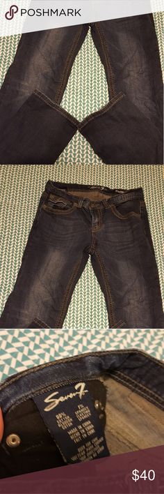 Jeans Gently used Seven7 Jeans Straight