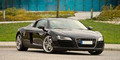 60 Minuten Audi R8 selber fahren in Frankfurt #PKW #motor #auto