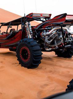 Sand buggy