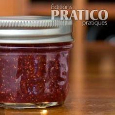 Confiture aux fraises et au vinaigre balsamique de Bernardin - Recettes - Cuisine et nutrition - Pratico Pratique