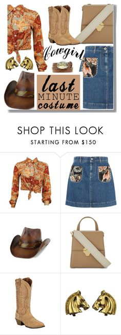 """""""Costumes"""" by drigomes ❤ liked on Polyvore featuring STELLA McCARTNEY, âme moi, Ariat and Hermès"""