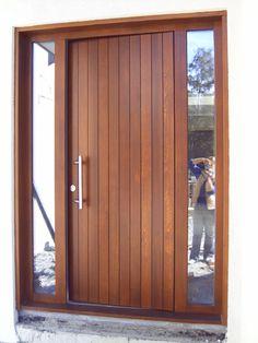 Fiberglass Front Entry Doors with Side Lights 400 x 533 · 119 kB · gif Modern Entrance Door, Main Entrance Door Design, Modern Exterior Doors, Modern Front Door, Front Door Design, House Entrance, Entrance Doors, Front Entry, Entry Door With Sidelights