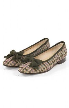 Tweed shoes...perfection!