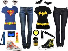 """Superhero"" by nazaretqp on Polyvore"