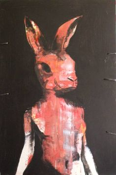 Shop Acrylic Paintings created by thousands of emerging artists from around the world. Buy original art worry free with our 7 day money back guarantee. Bunny Painting, Painting On Wood, Original Artwork, Original Paintings, Acrylic Paintings, Saatchi Gallery, Paintings For Sale, Wood Art, Saatchi Art