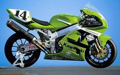 1998 Kawasaki ZX7RR - Brought to you by Smart-e