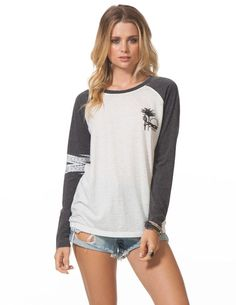 Rip Curl Womens Shirt Fly By LS