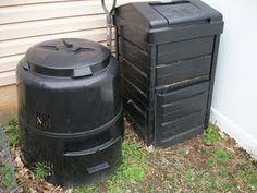 my backyard compost
